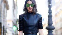 Robe en cuir : les modèles les plus chic et tendances pour la rentrée