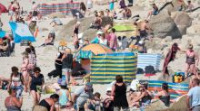 Baking Britain: Heatwave in pictures as UK melts after 'second driest June ever'