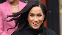 Of Course, Meghan Markle's Hair Looks Amazing After Giving Birth