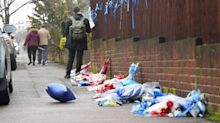 Torn-down shrine to suspected burglar killed by pensioner Richard Osborn-Brooks is replaced by family