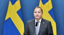 El primer ministro de Suecia, censurado por el Parlamento