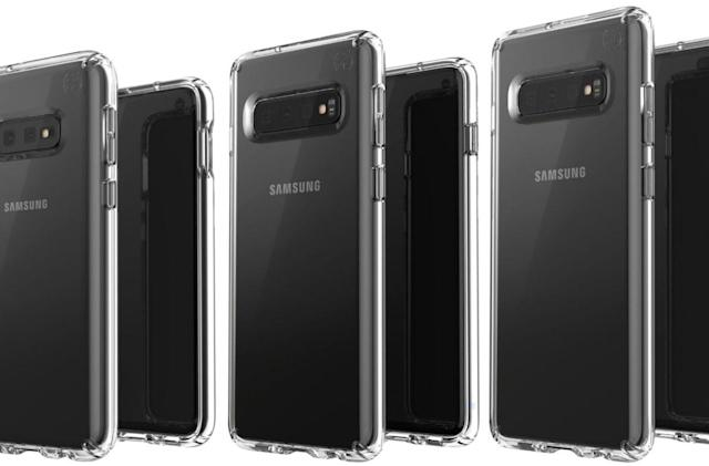 Galaxy S10 leak suggests a lineup with three variants