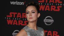 Billie Lourd Stuns at the 'Star Wars: The Last Jedi' Premiere, Plus More Glam Looks: Pics!