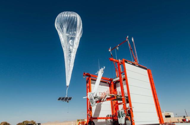 Alphabet's Loon forms advisory board to score internet balloon deals