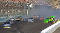 Final Laps: Harvick wins after eventful G-W-C finish