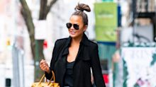 Chrissy Teigen reveals she had Botox injected into her neck to relieve pregnancy headaches