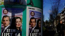 New-look Dutch nationalist party set to gain in municipal elections