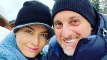 """Angélica e Luciano Huck curtem férias em família na neve: """"Amor nas montanhas"""""""