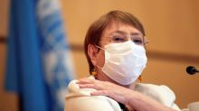 U.N. rights chief urges Russia to investigate Navalny case