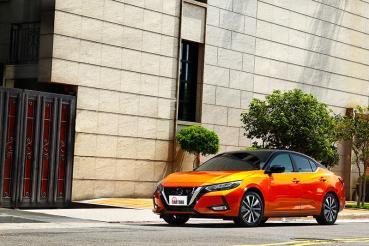 【試駕】Nissan新世代Sentra進化到幾乎完美狀態