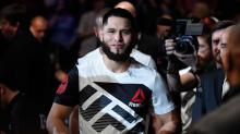 UFC 211: Jorge Masvidal has no issues fighting teammate Tyron Woodley for the welterweight title