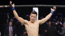 Chan Sung Jung stops Frankie Edgar, calls for UFC title shot