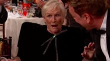 Glenn Close Beats Lady Gaga For Best Actress Golden Globe In Surprise Upset
