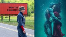 How 'Three Billboards,' 'Shape of Water' have suddenly become the Oscar favorites