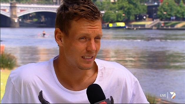 Interview: Tomas Berdych