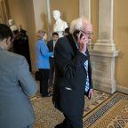 24 hours in, senators flout quaint impeachment rules