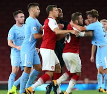 Jack Wilshere sent off in Arsenal Under-23 match to cast further doubt over his future