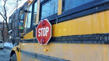 Montreal-area bus drivers go on strike, affecting thousands of students