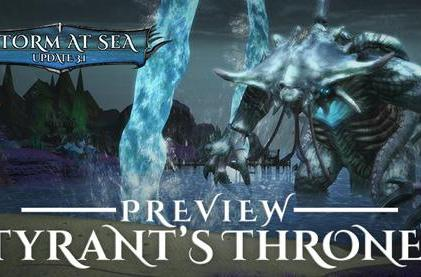 RIFT's 3.1 Storm at Sea arrives next week -- with capes