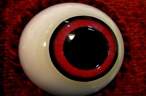Miruko wearable gaming eyeball robot turns the creep factor up significantly