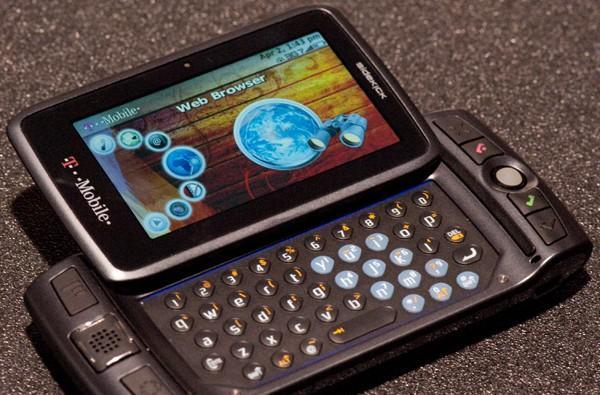 T-Mobile Sidekick LX officially announced all over again