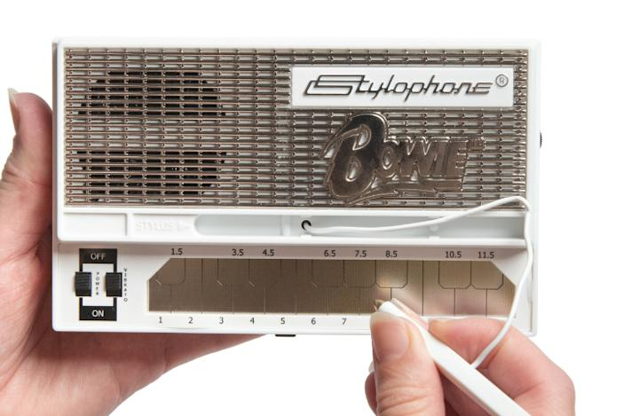 Recreate 'Space Oddity' sounds with a Bowie-edition Stylophone
