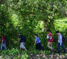 Mexico detains 791 migrants, including 368 children under eight