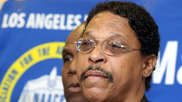 LA NAACP president resigns in wake of Donald Sterling controversy