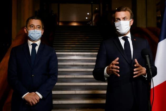 Macron et Darmanin à Montpellier lundi sur le thème de la sécurité du quotidien
