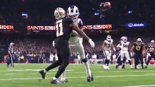 'Worst no-call ever': Controversy erupts as Rams advance to Super Bowl
