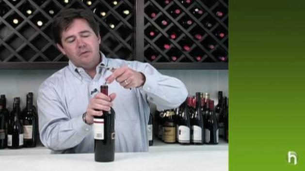 How to open a bottle of wine like a pro