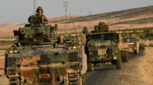 Turkey ends military operation inside northern Syria: officials