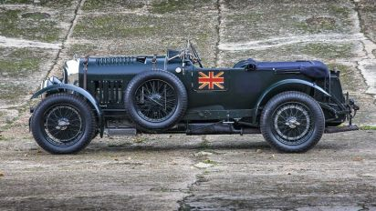 Bentley's finest: 1929 'Blower' for sale at auction