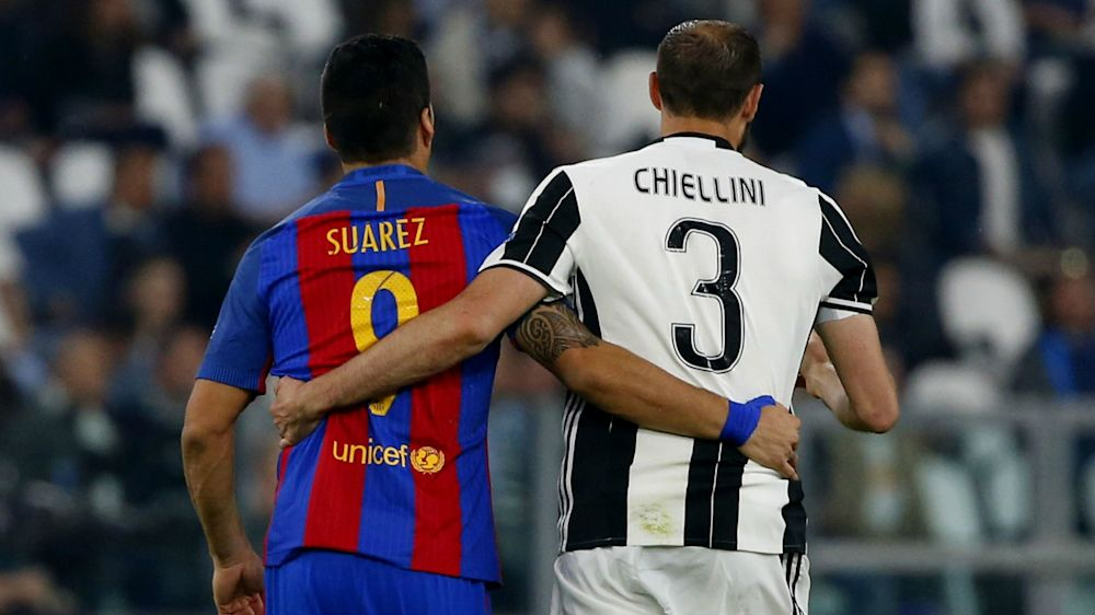 ¿Cuándo juega la vuelta del Barcelona contra la Juventus?
