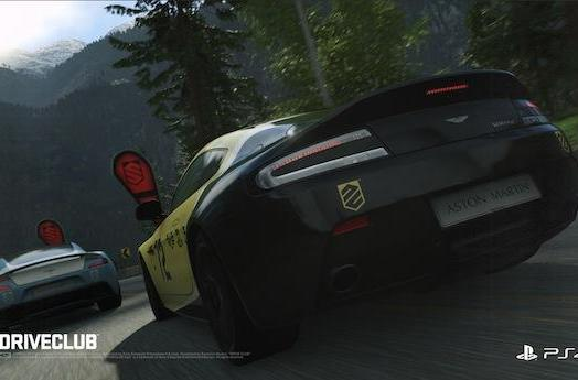 Driveclub patch restores challenge functionality, rain forecast for tomorrow