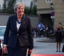 May urges fellow EU leaders to drop 'unacceptable' Brexit demands