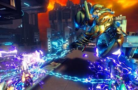 Warframe studio Digital Extremes partners with Perfect World