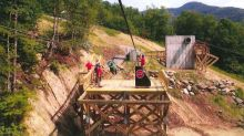 Zip lines to open at Hidden Valley this spring