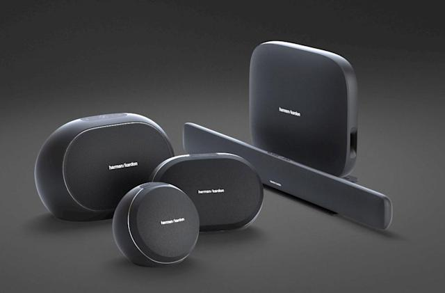Harman Kardon's Omni+ speakers offer HD multi-room audio