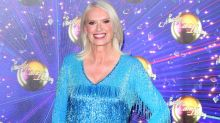 Anneka Rice sparks a frenzy on 'This Morning' by appearing to question if 'Strictly' partner Kevin Clifton is aroused