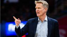 Kerr calls Lillard's game-winner against Thunder a 'good shot'
