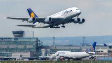 Mehr Passagiere fliegen im Mai mit der Lufthansa