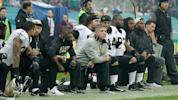 Angered by protests, Saints fan sues team
