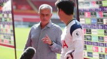Jose Mourinho praises Spurs attack with Son Heung-min 'on fire' and Harry Kane bringing 'big dynamic' edge