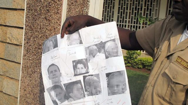 Father of abducted French family speaks in Boko Haram recording