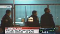 NBC: Turkish official says hijacker detained