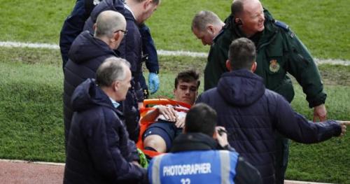 Foot - ANG - Tottenham - Saison terminée pour Harry Winks (Tottenham)
