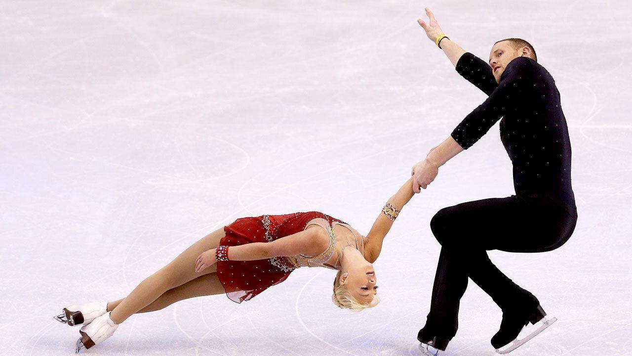 Ex-figure skater's explosive abuse claims about former partner