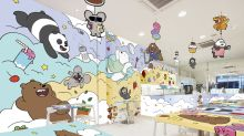 We Bare Bears x Kumoya pop-up cafe coming to Singapore 4 Jan - 12 April 2020