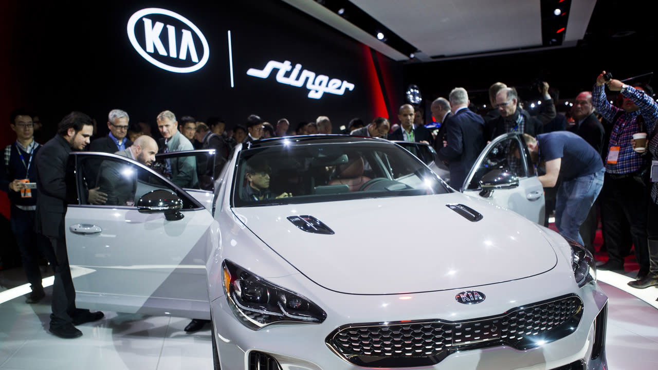 Kia motors increases net profit for Hyundai kia motor finance